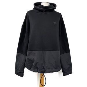 Roots Journey Pullover Black NWT